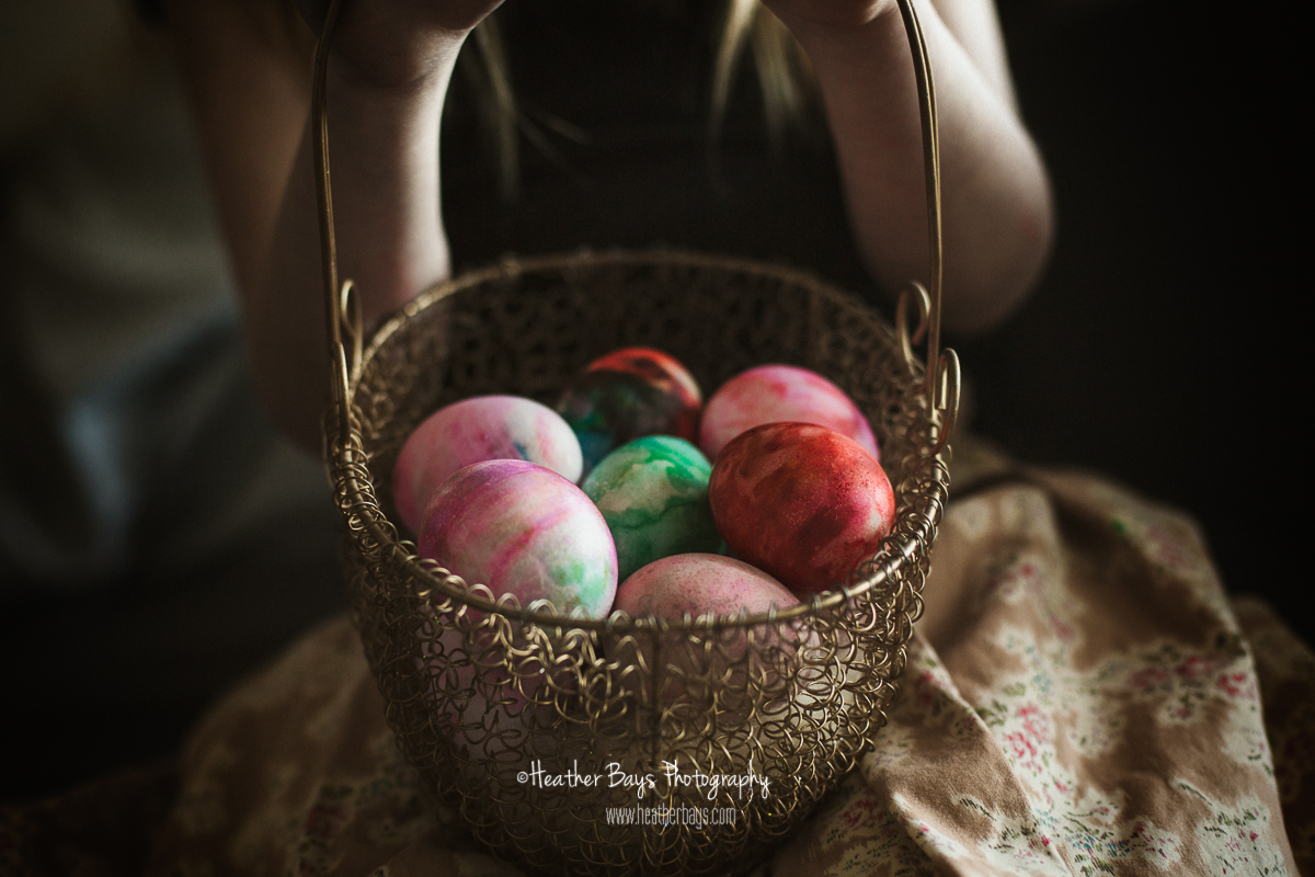 April 2nd  Easter Traditions (personal project)