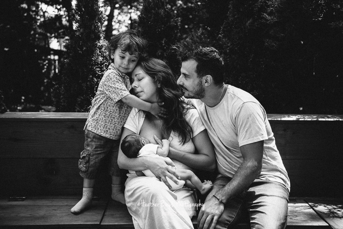 January 21st  Half a Day with Elize + Attis {Day in the Life Session}