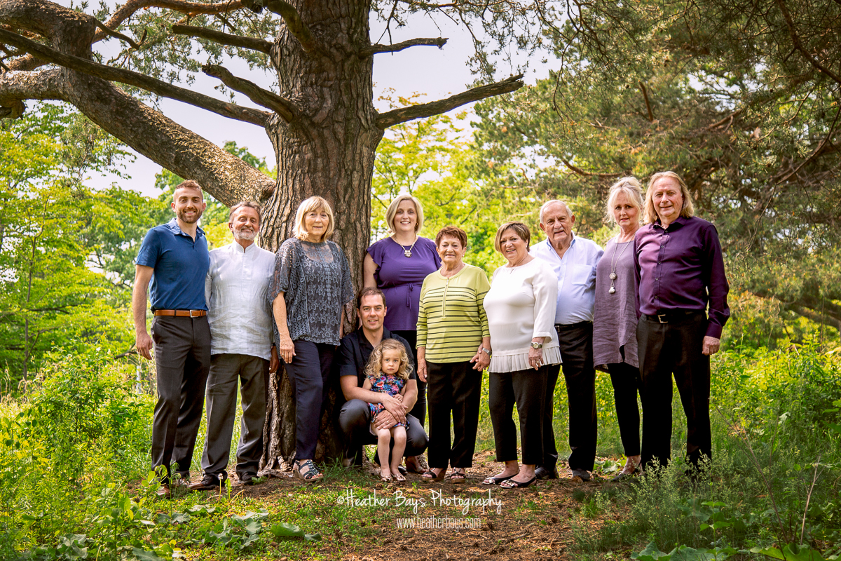 June 14th  Happy Birthday Grandma!  {extended family lifestyle portrait session}