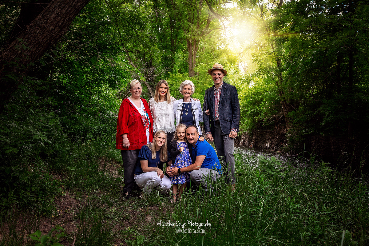 September 5th  Another Fam Jam  {extended family lifestyle portrait session}