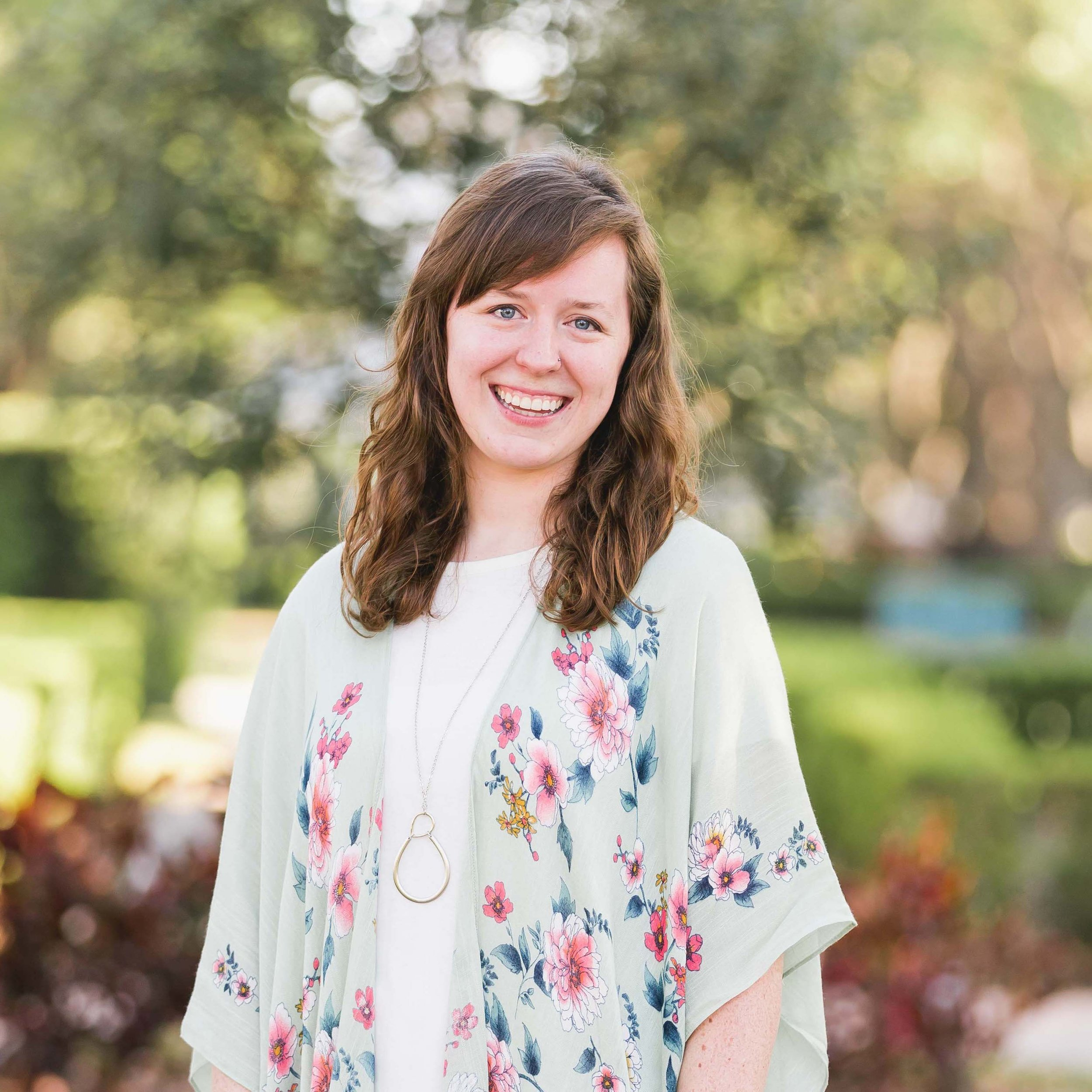 MEAGAN COOLEY - Marketing and Conference CoordinatorMeagan is a small-town transplant from Kentucky living in the Big Apple with her husband, Ben, Moose the Goldendoodle, and Nova the cat. She fell in love with flowers while working in a very numbers-oriented job; after craving creativity and beauty, Megan decided to pursue a life with flowers. In addition to building bouquets, Meagan loves watching a good Netflix show, exploring the city with friends, and playing the piano. At Team Flower, she helps put on the big yearly conference and invites people to join in. She loves spreading the word about what Team Flower's up to so more people can get plugged in and be encouraged!What do you love about working in the floral industry?I love being a part of a community that is so passionate about nature, flowers, and the people that they serve.What's your favorite thing about working with flowers?Their beauty of course, but perhaps more so, their intricacies . . . you can probably find me somewhere, stopped in my tracks, holding or staring at a flower, saying