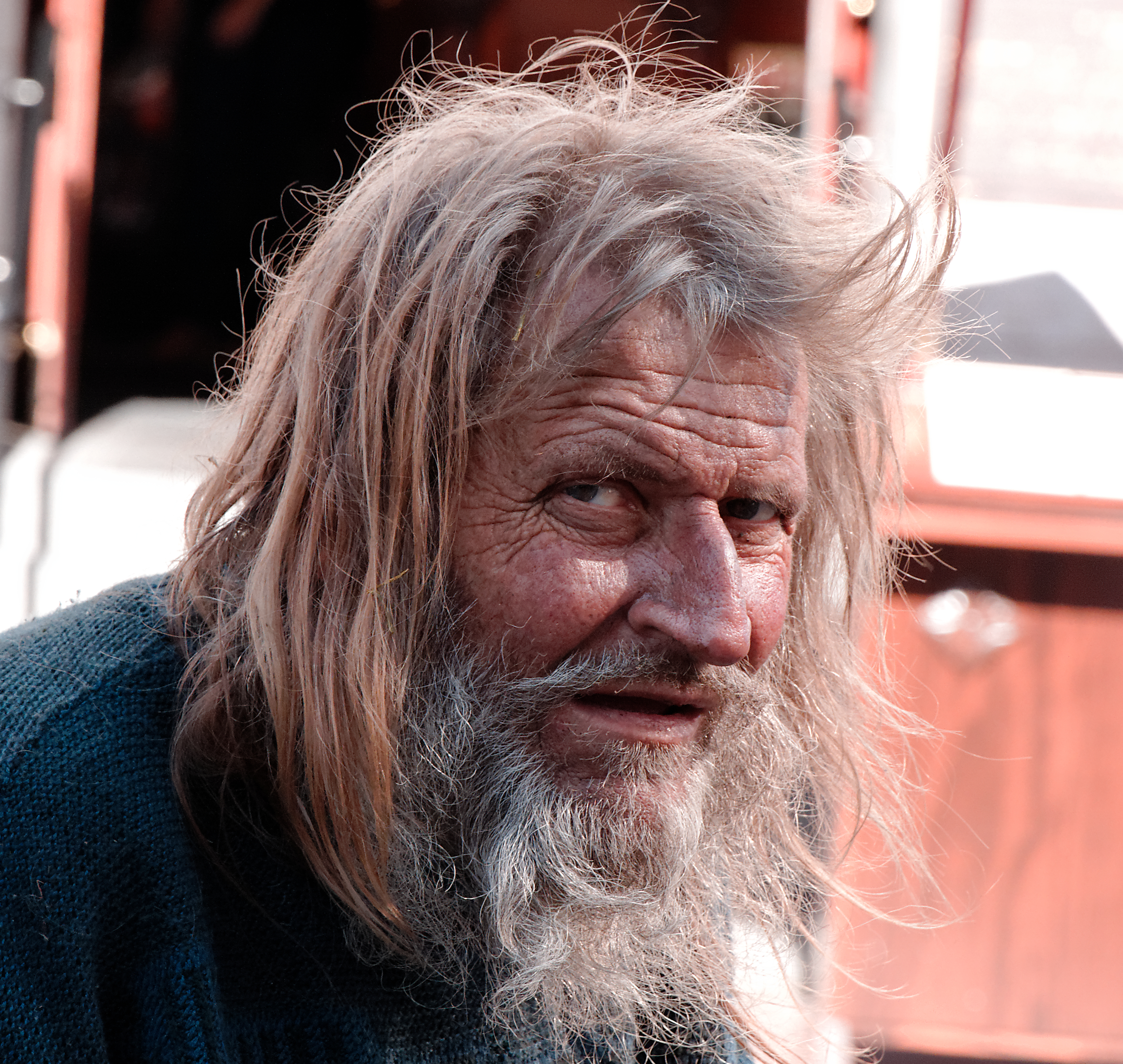 Homeless, Victoria B.C.