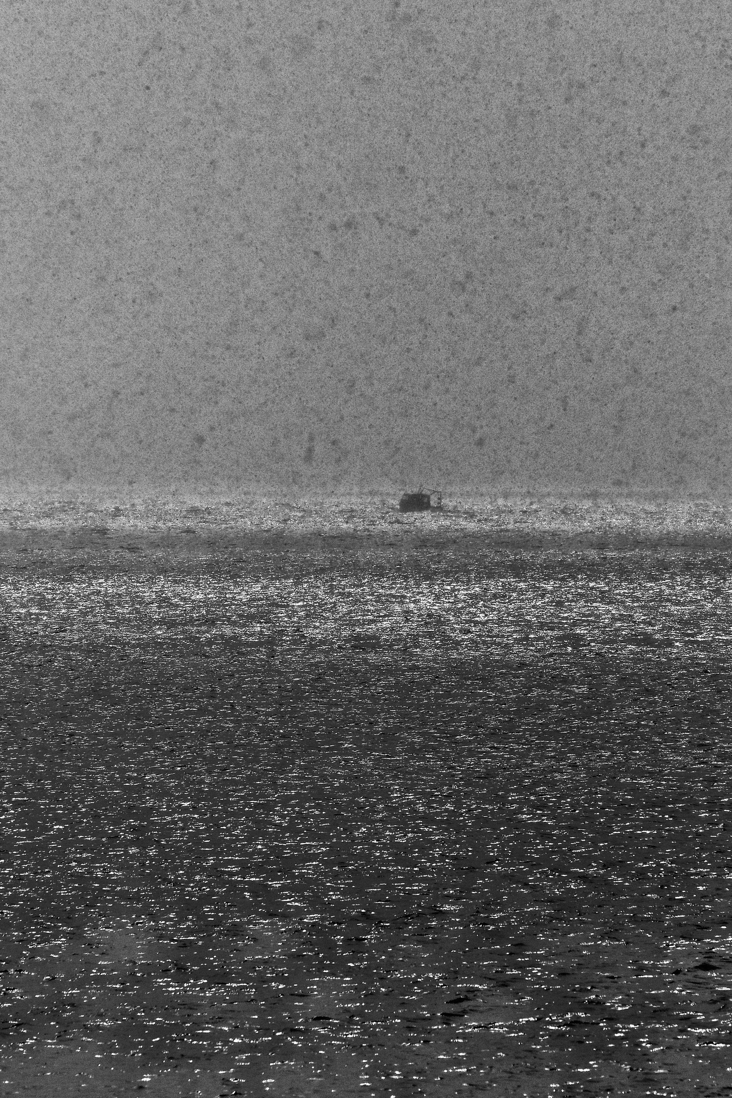 Fish Boat, Salish Sea Canada
