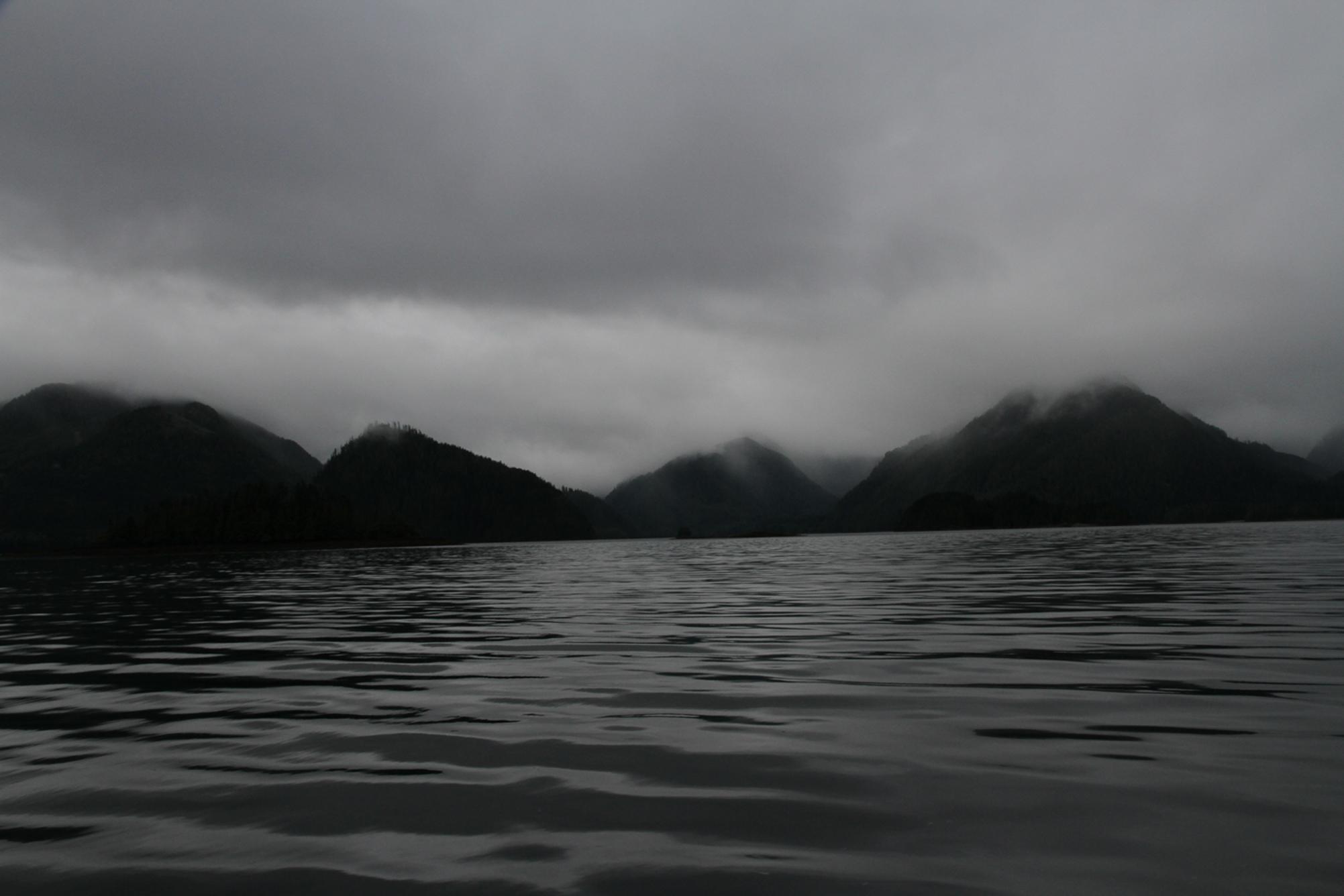 Northern Inside Passage B.C.