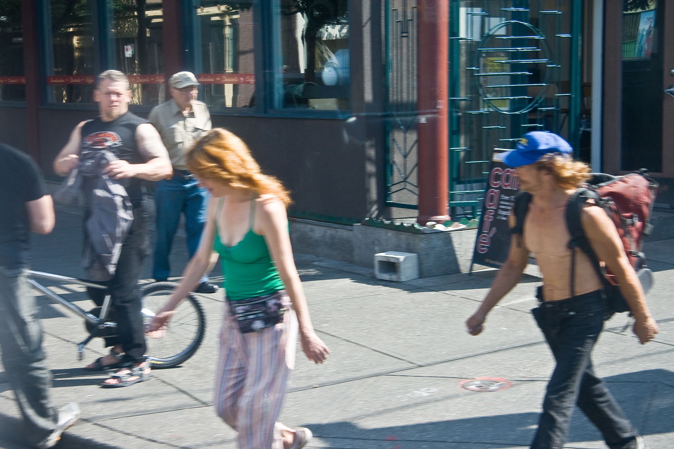 Downtown Eastside Vancouver B.C