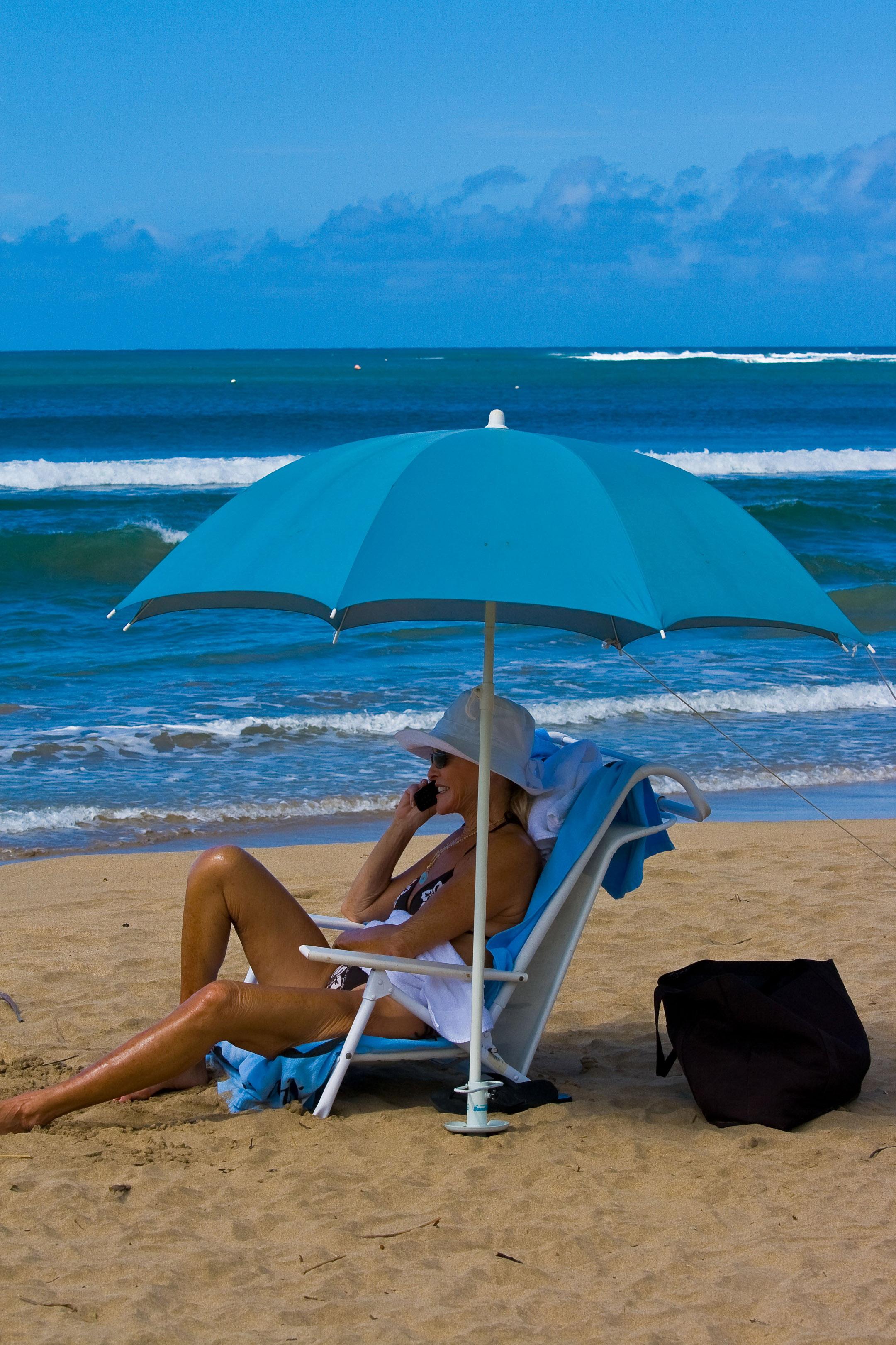 """""""Blue"""" Hawaii"""