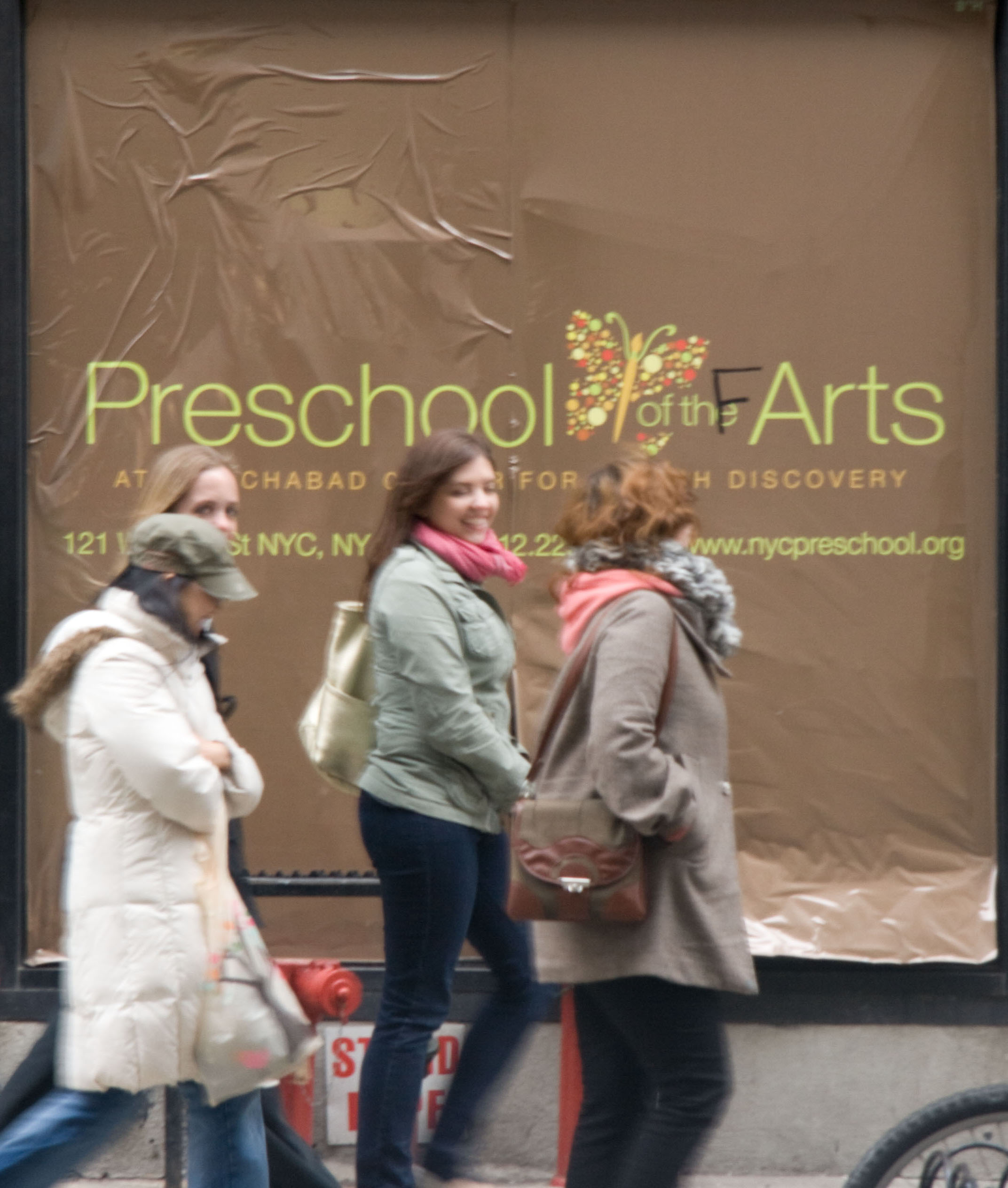 Preschool of the Farts NYC