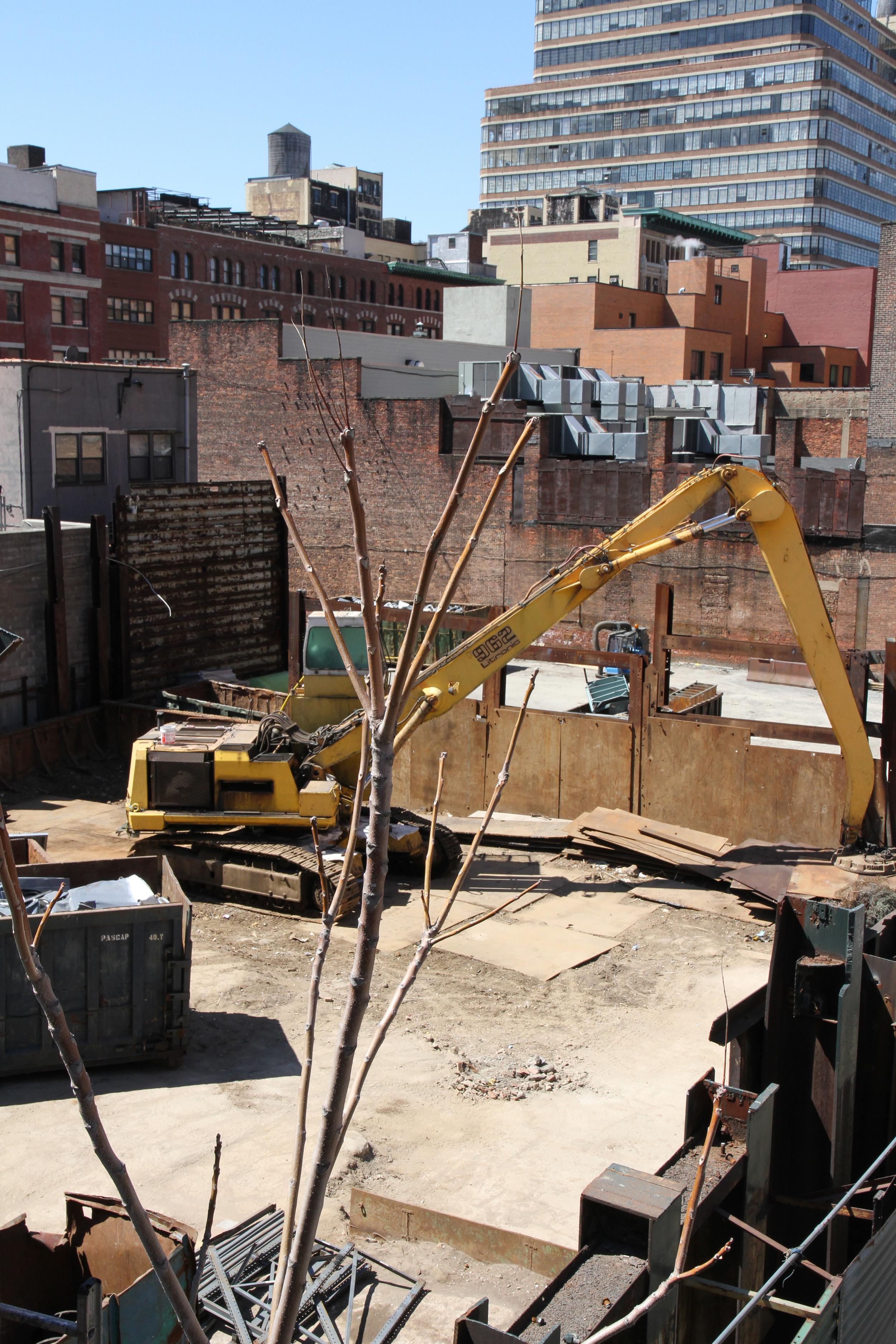 Construction NYC