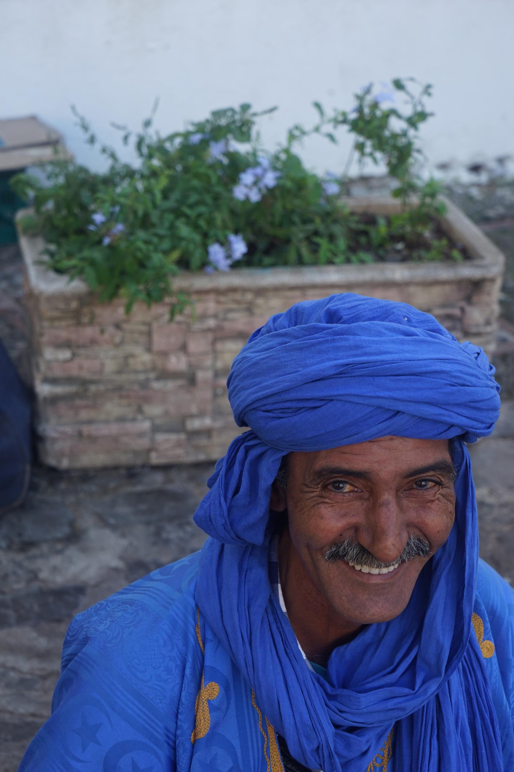 Ali, Chefchauan Morocco