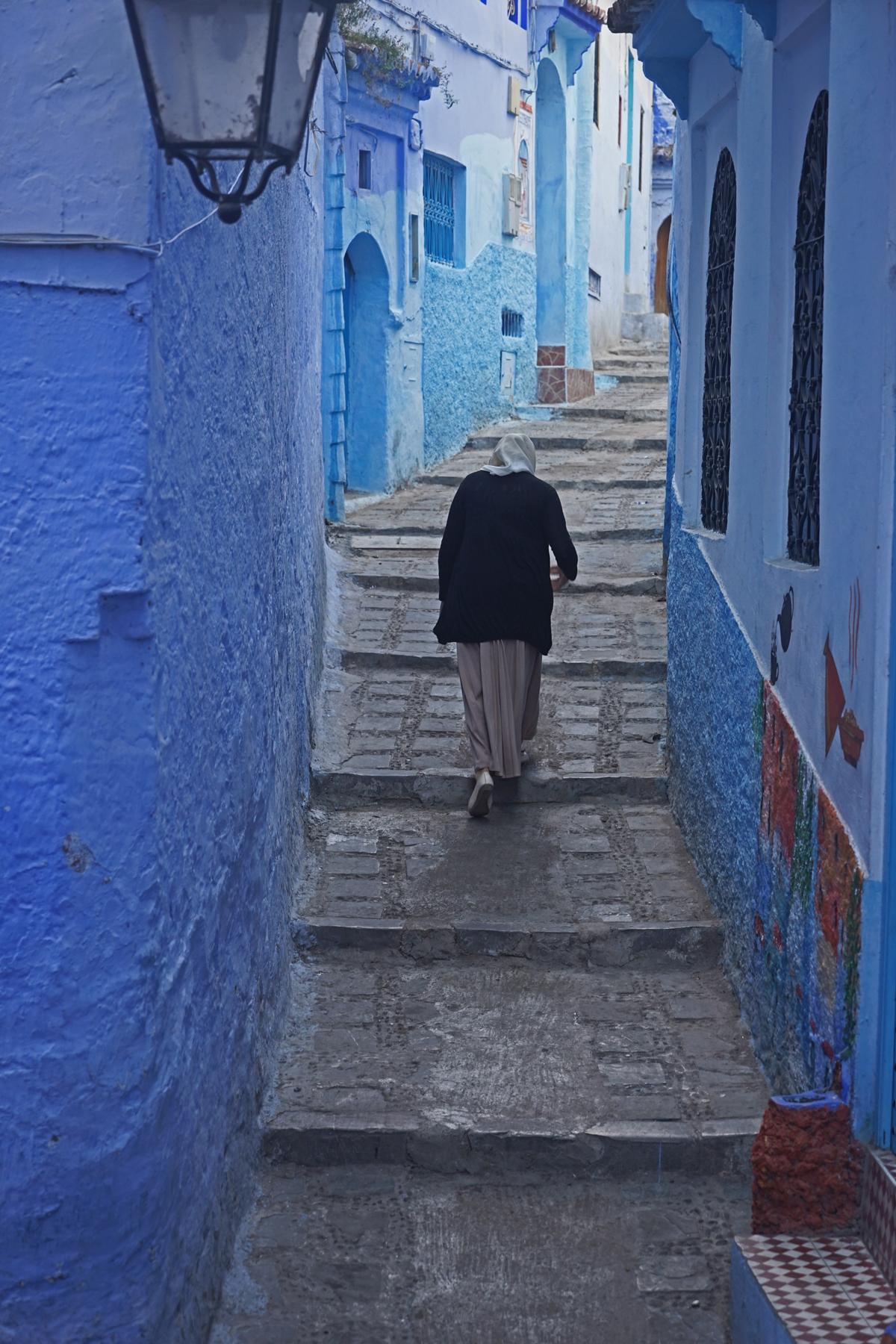 Chefchuaun, ( the Blue City) Morocco