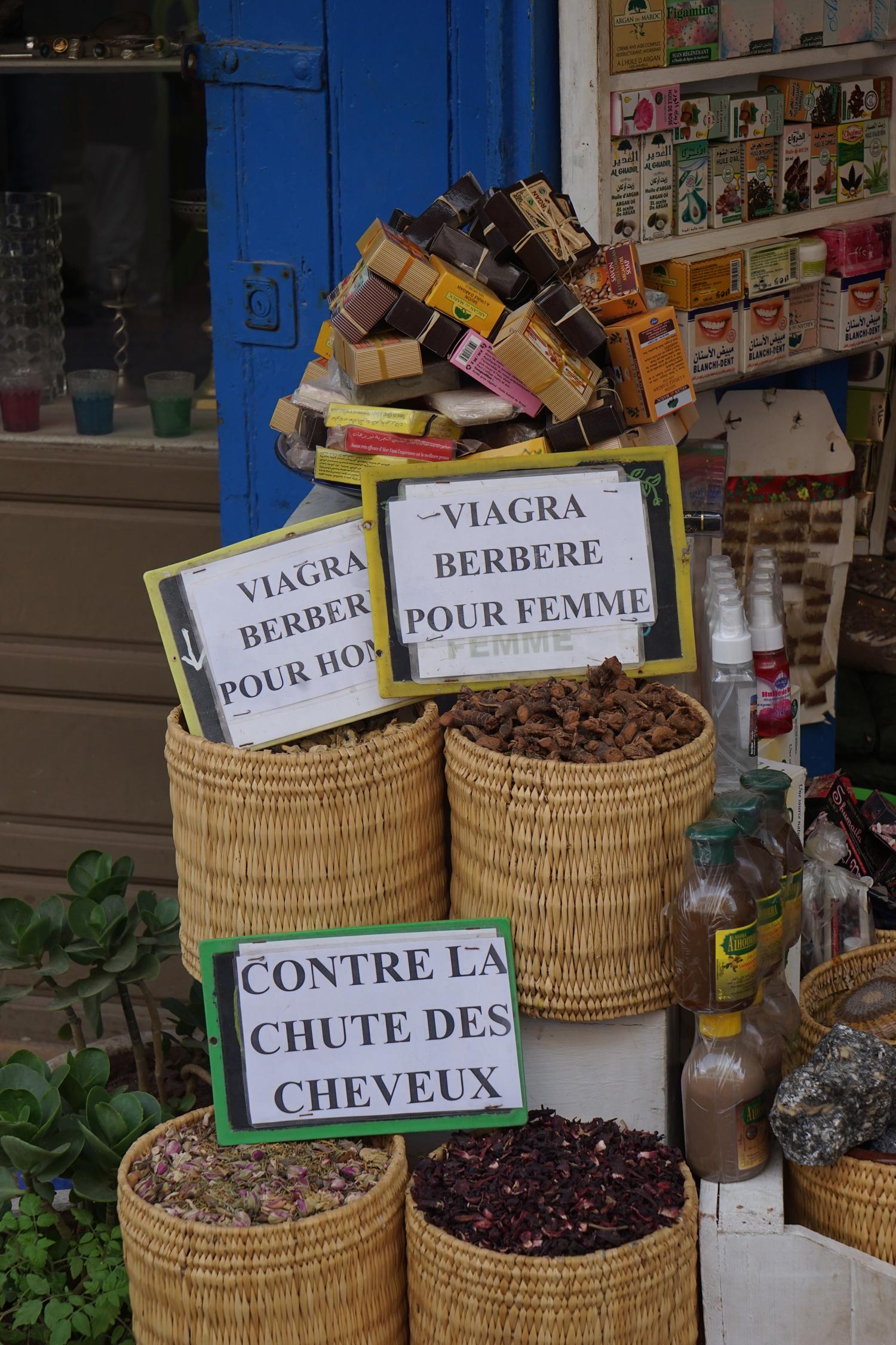 Essouaria, Viagra, Morocco