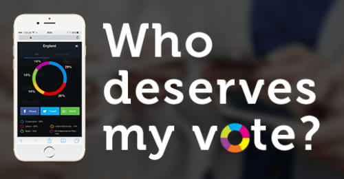 Verto -  informing your vote.