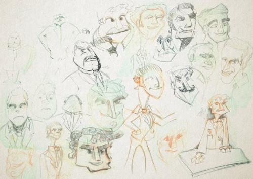 Sketches, Just keep drawing!