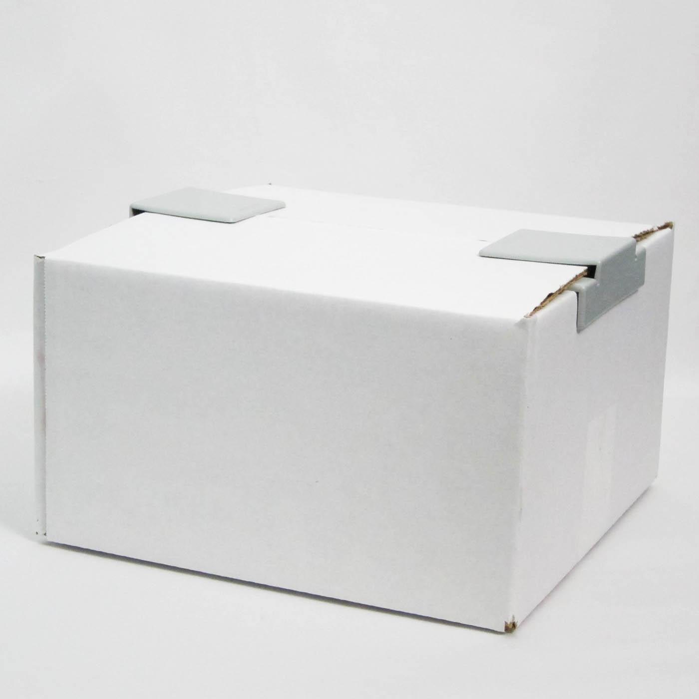 Flaplok - A Flap Lock for Boxes