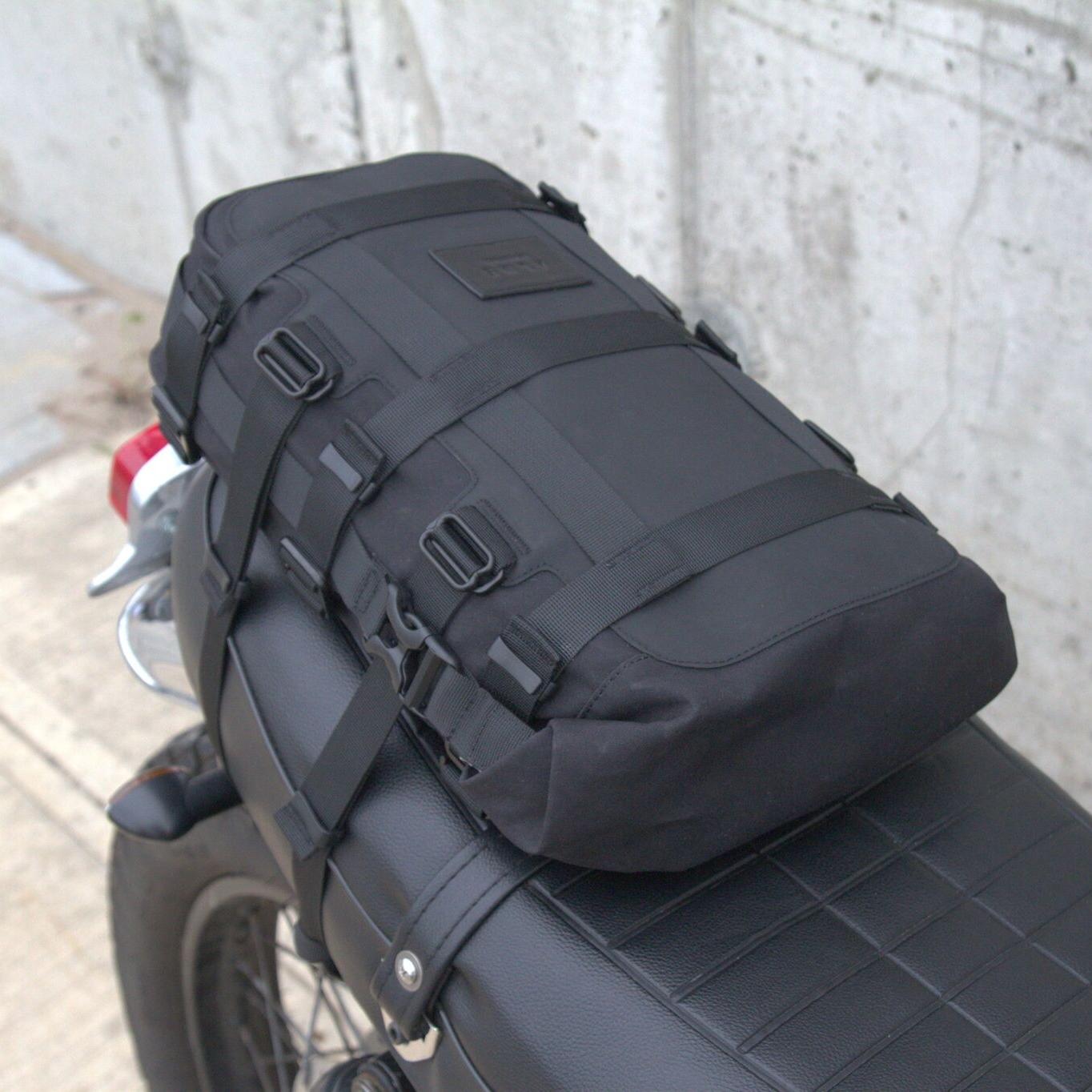 tail bag on honda cb