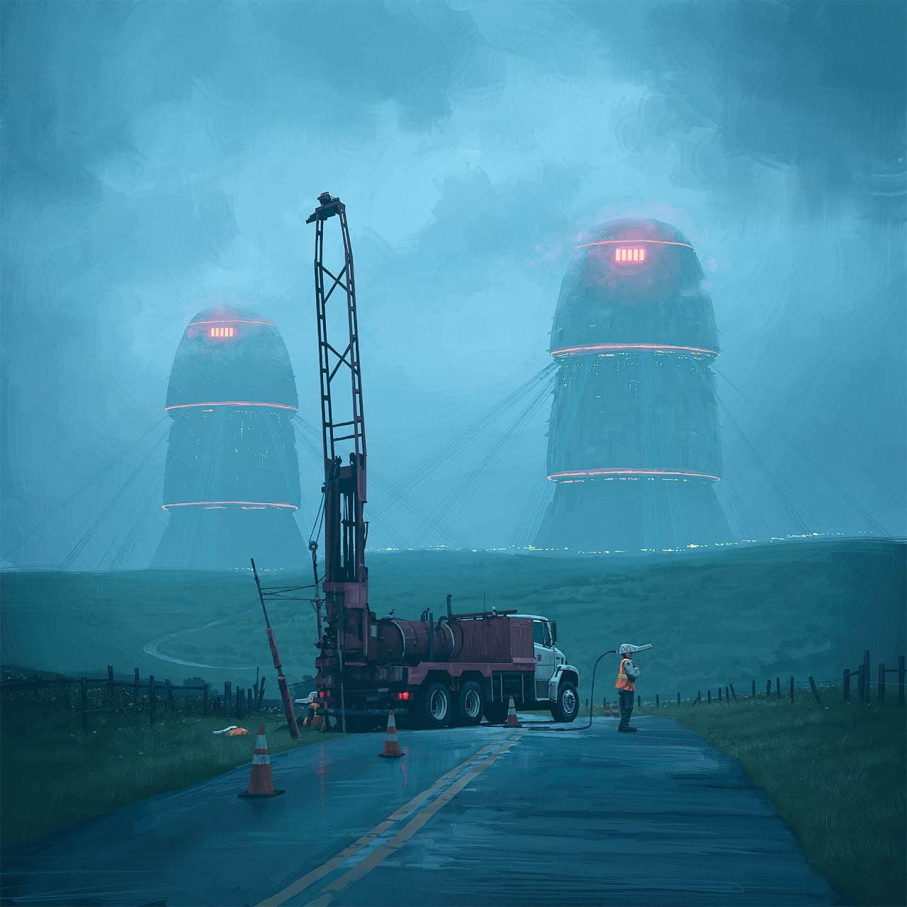 by Simon Stalenhag