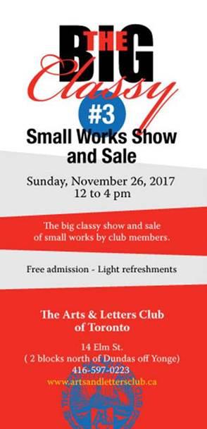 A&L Club small works fair.jpg