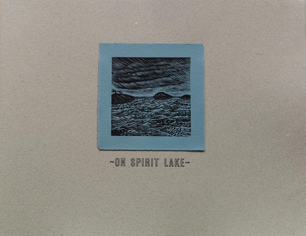On Spirit lake, half title page.jpg