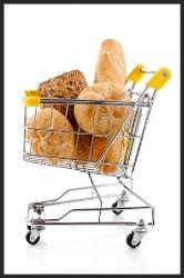 bread cart
