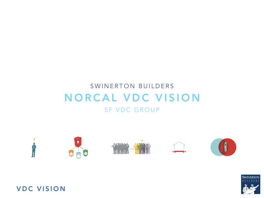 SWINTERTON VDC PROJECT - VISION PRESENTATIOn