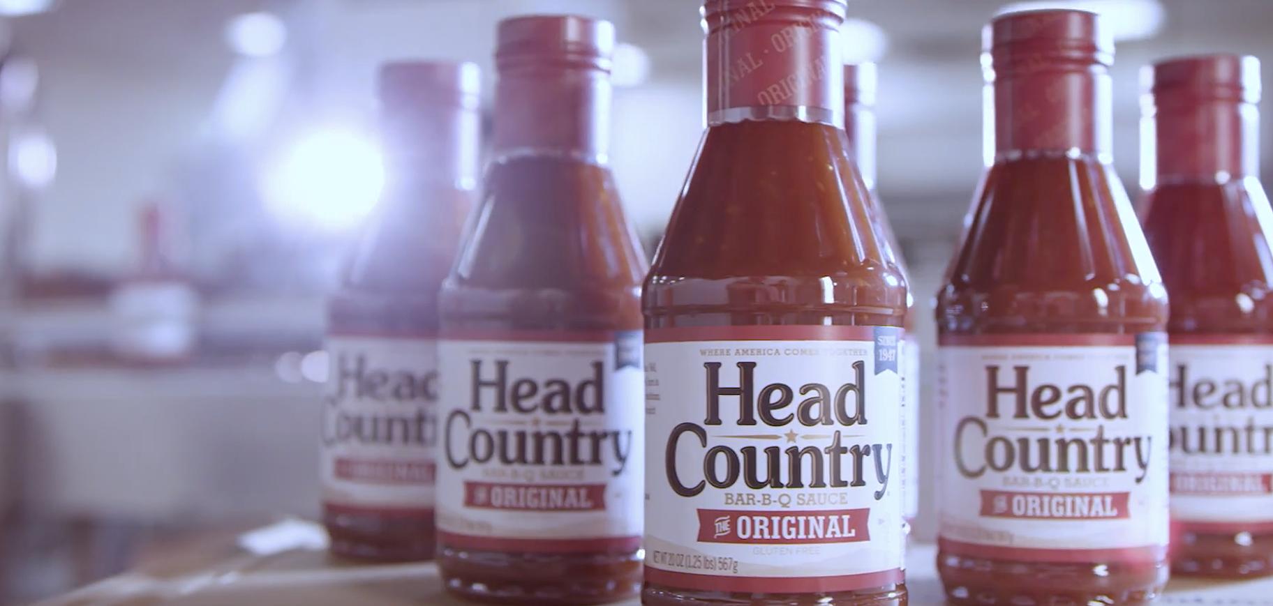 CAREER TECH HEAD COUNTRY BBQ SAUCE -