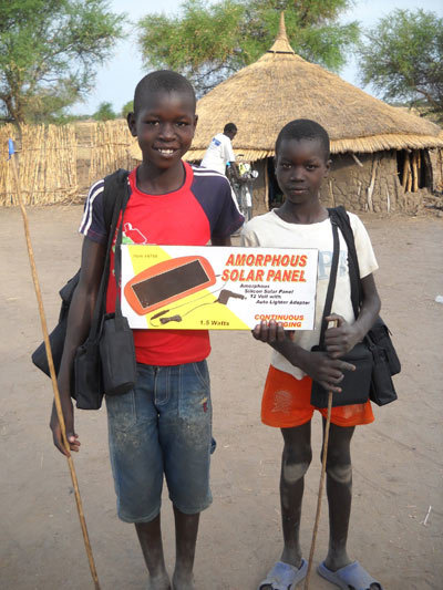 (Photo: Project Education Sudan)