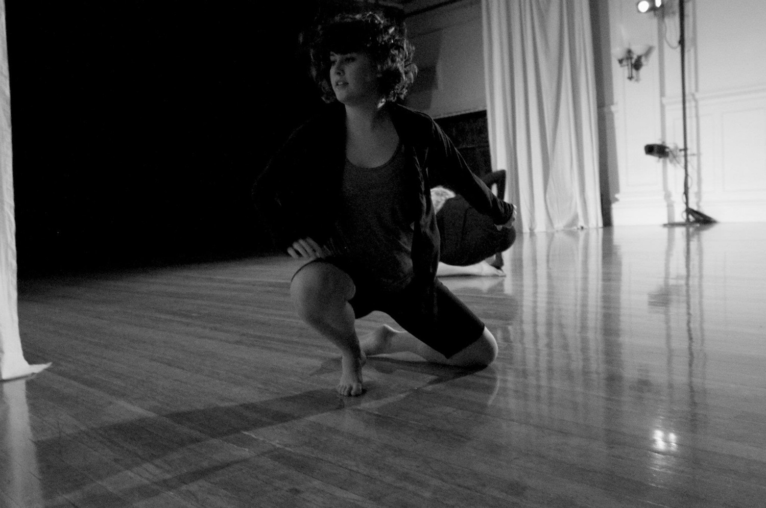 """Who Says Crazy is Bad?"" for Torsades dePointes Dance  Conduit Dance Inc, Portland OR  Dancer: Noelle Brown  Choreography by Sara Parker  Photo by Annie Kilburg"