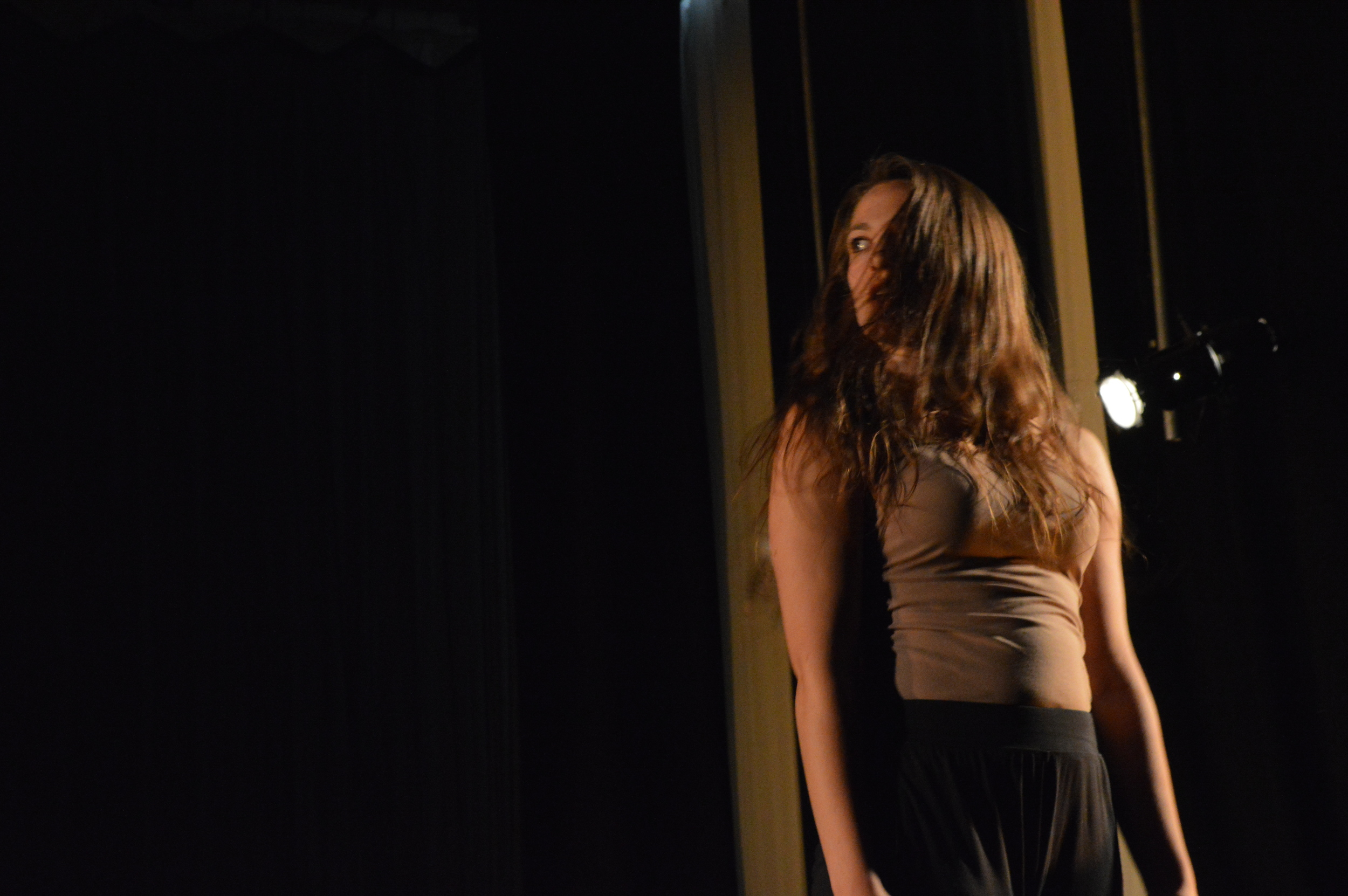 "Katie Meyers in ""Moirai""  Performed at University of Utah  Choreography and Photography by Sara Parker"