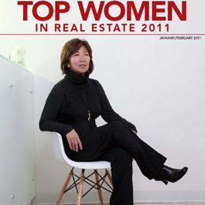 02/01/2012, Top Women in Real Estate