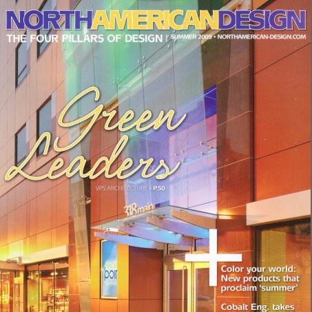 Summer 2009, North American Design