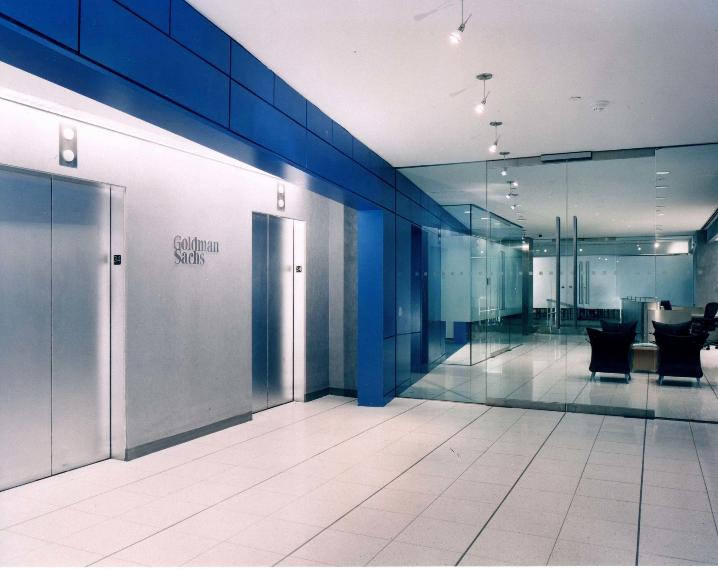 Goldman Sachs - Elevator Lobby.jpg