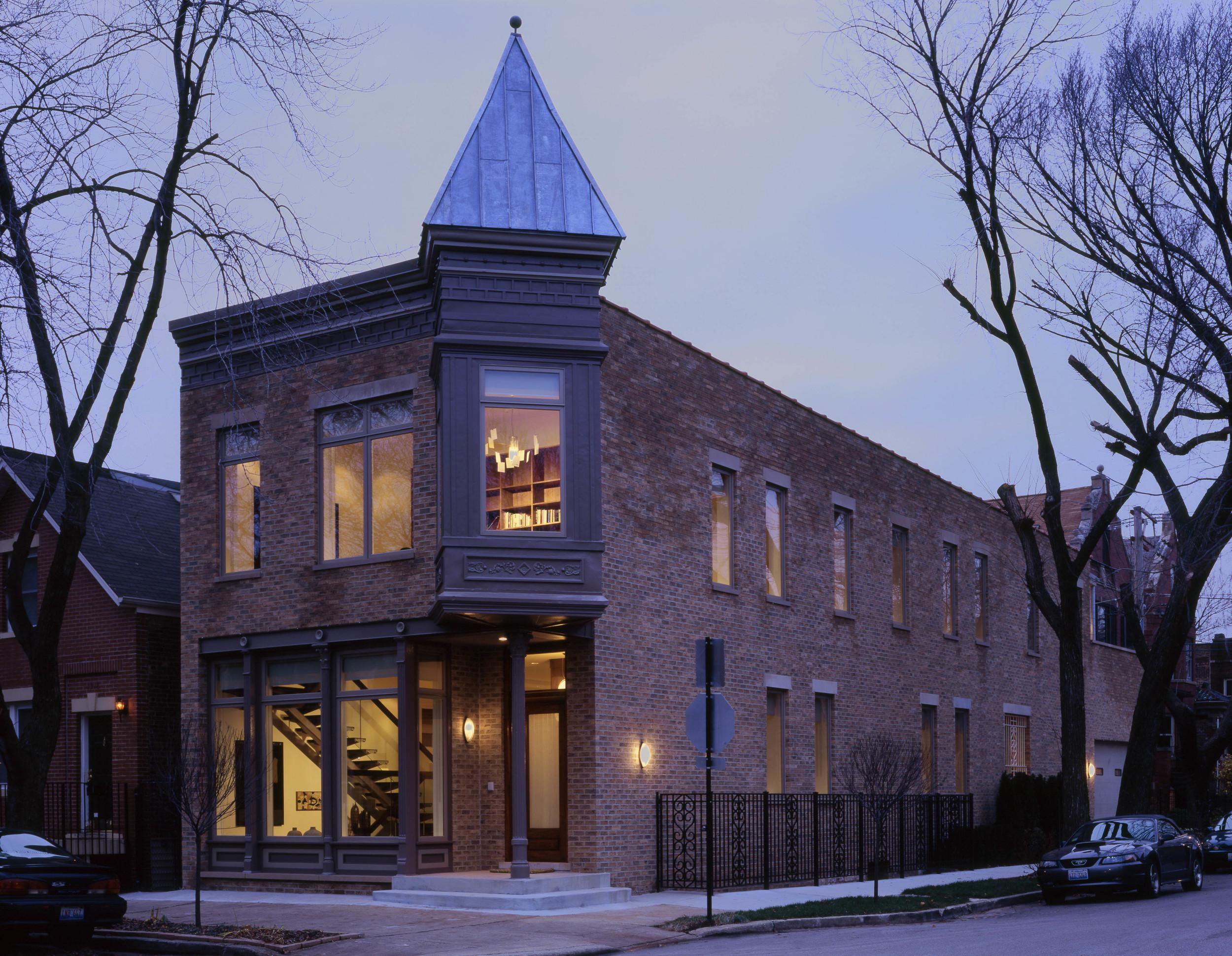 Winner, Association of Licensed Architects Award of Merit