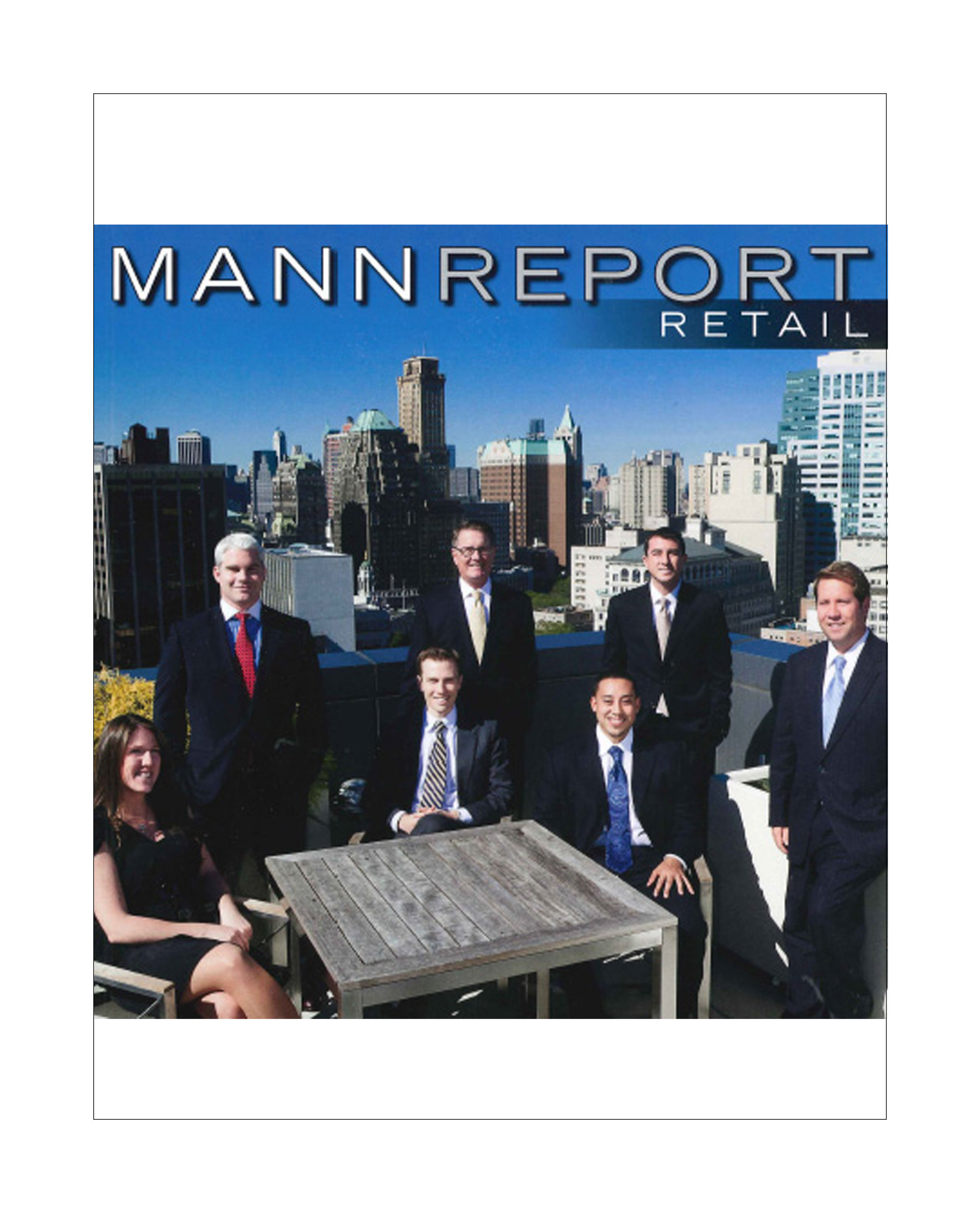 2010 Mann Report Retail