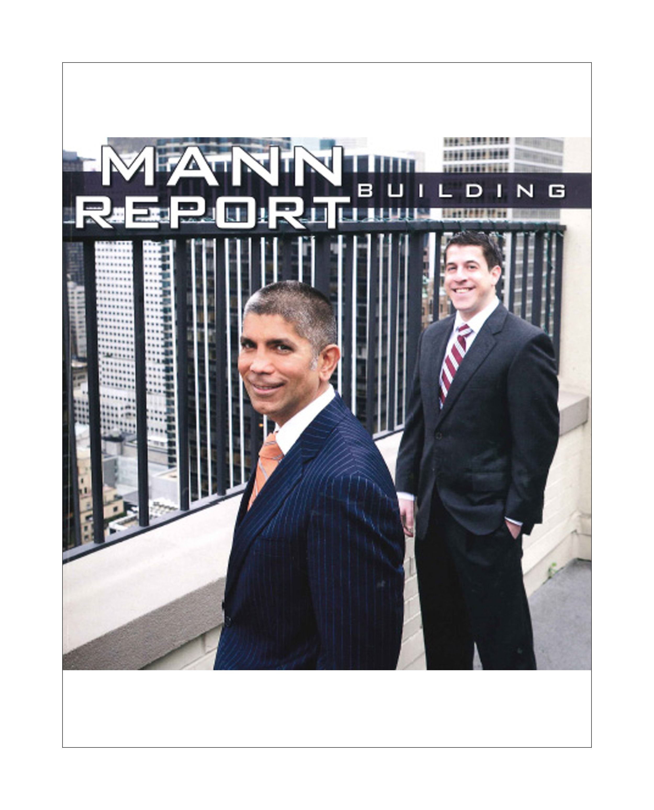 2010 Mann Report Building