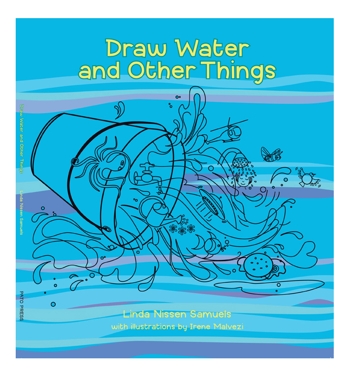 A highly interactive book,  Draw Water and Other Things   is an innovative drawing method devised by Linda Nissen Samuels. Ideal for children and adults alike, this book is guaranteed to improve your drawing skills.