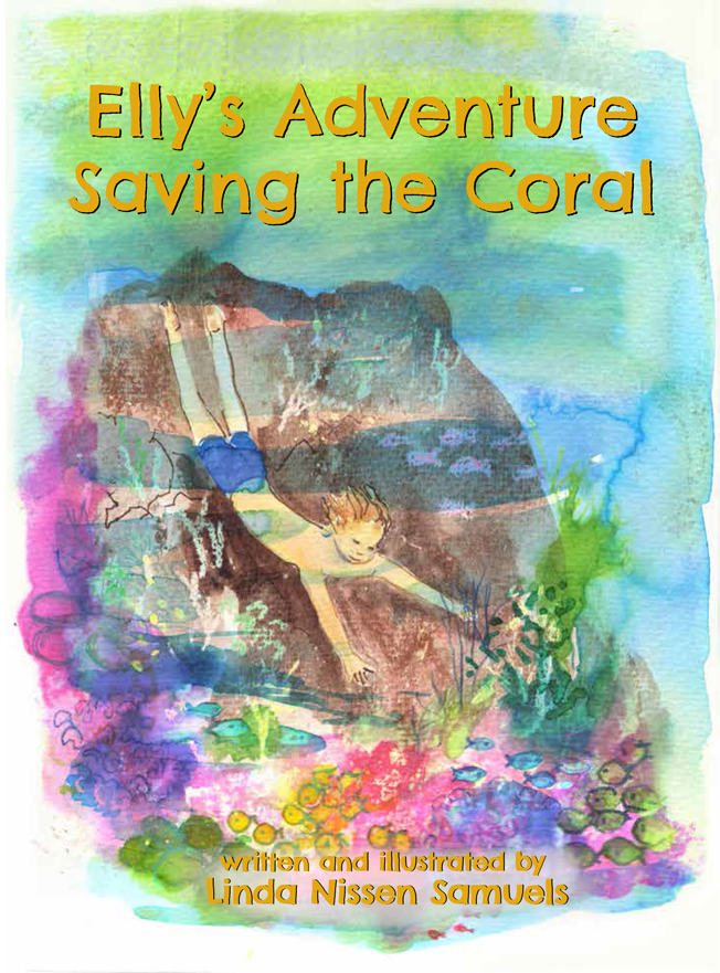 A young boy goes swimming in the sea and sees the beautiful colours of coral.  He soon finds out that much of the coral has lost its colour through pollution and global warming. He decides to do something about it ...