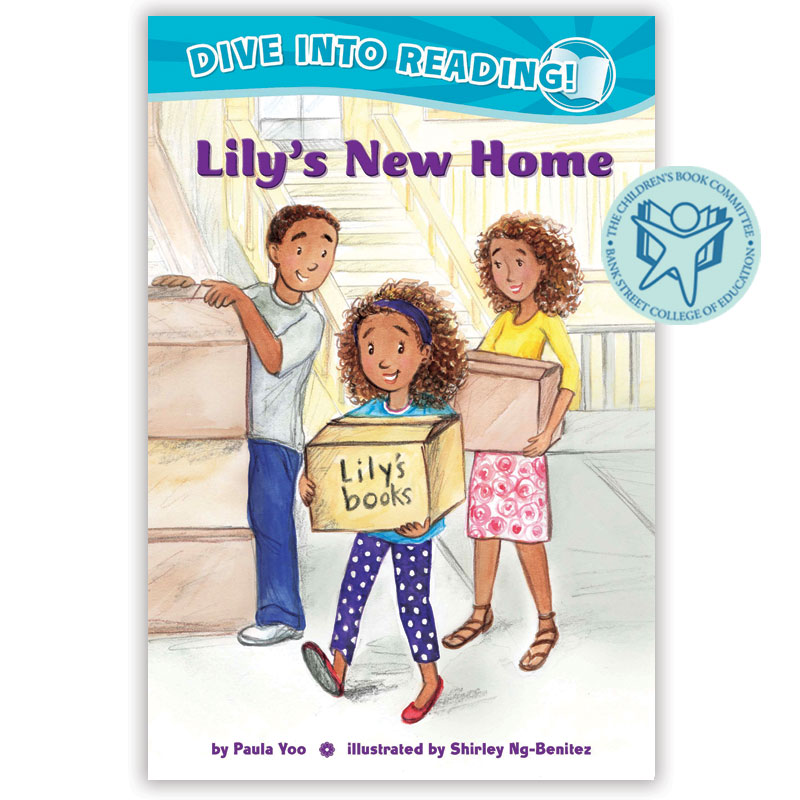 Lily's New Home/Early Reader