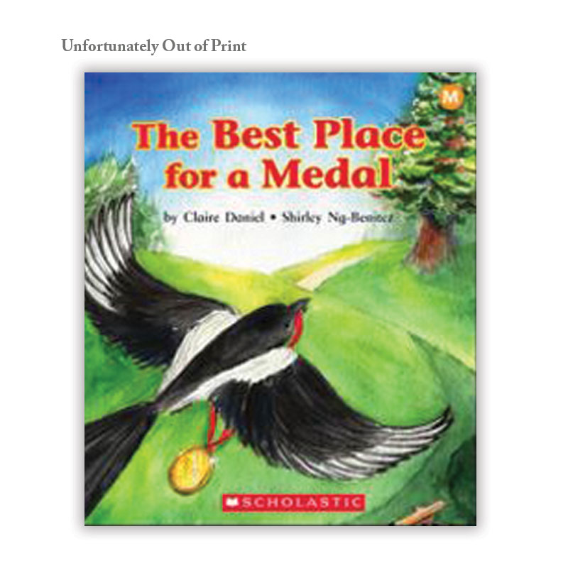 The Best Place for a Medal