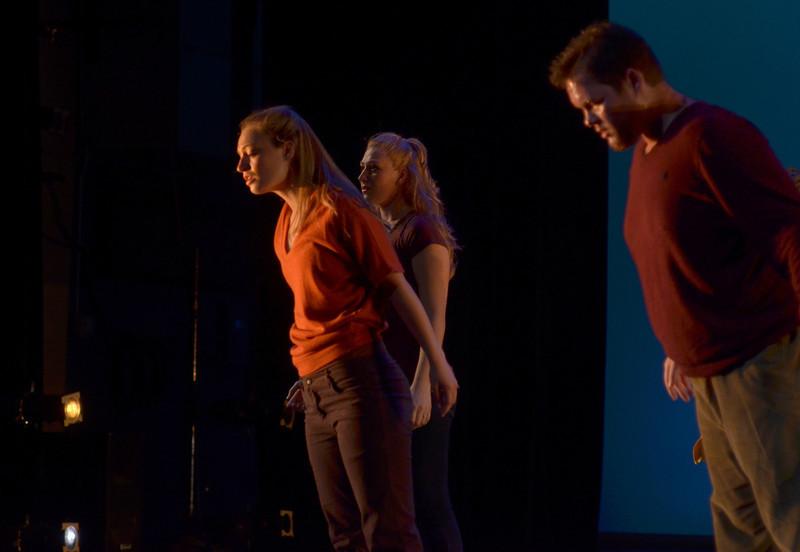 The Lyric I   University of Iowa Department of Dance  Choreography: Jessica Anthony