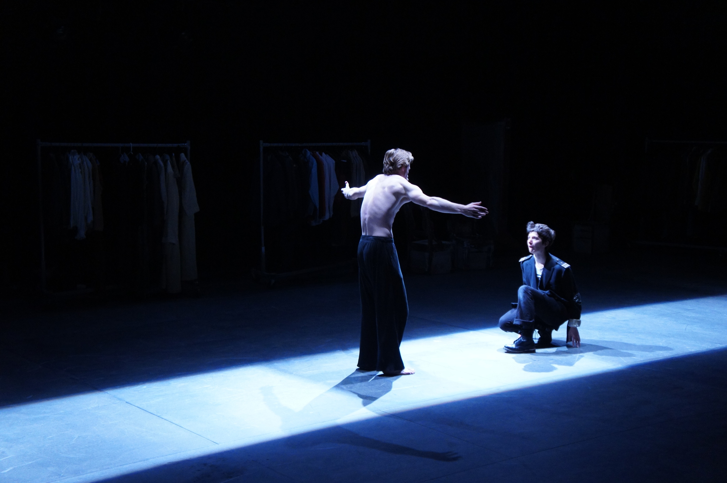 A Hamlet   University of Iowa Theatre Arts  Director: Carol Macvey
