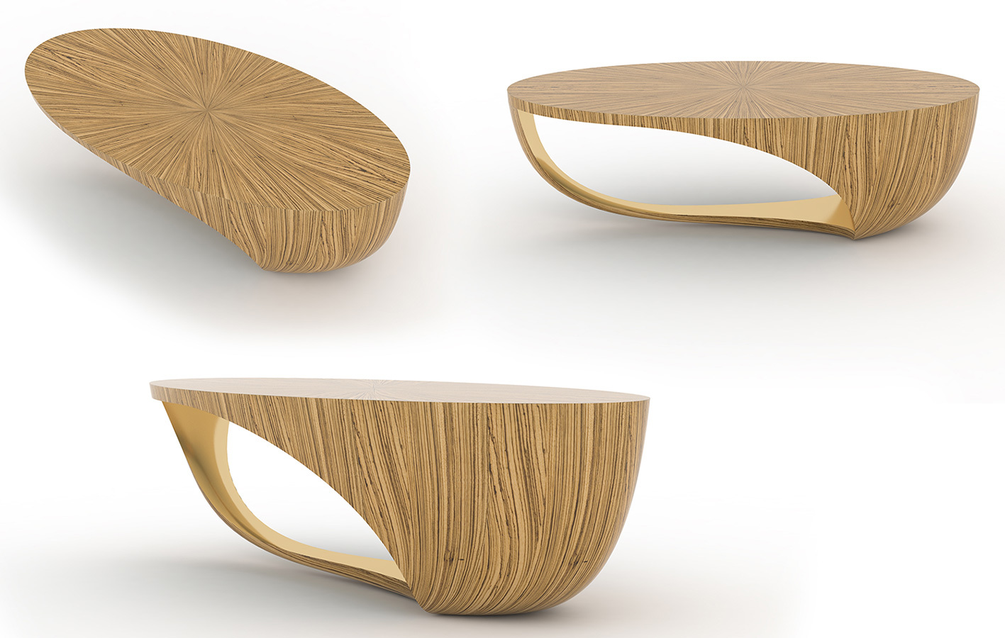 Gibbous Coffee Table