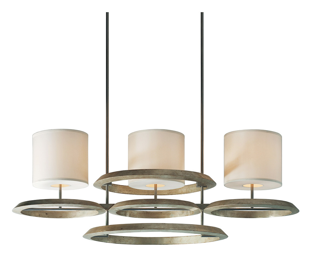 Ring Chandelier -Trio