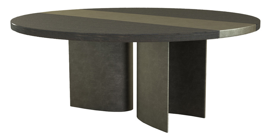 Silo Round Dining Table