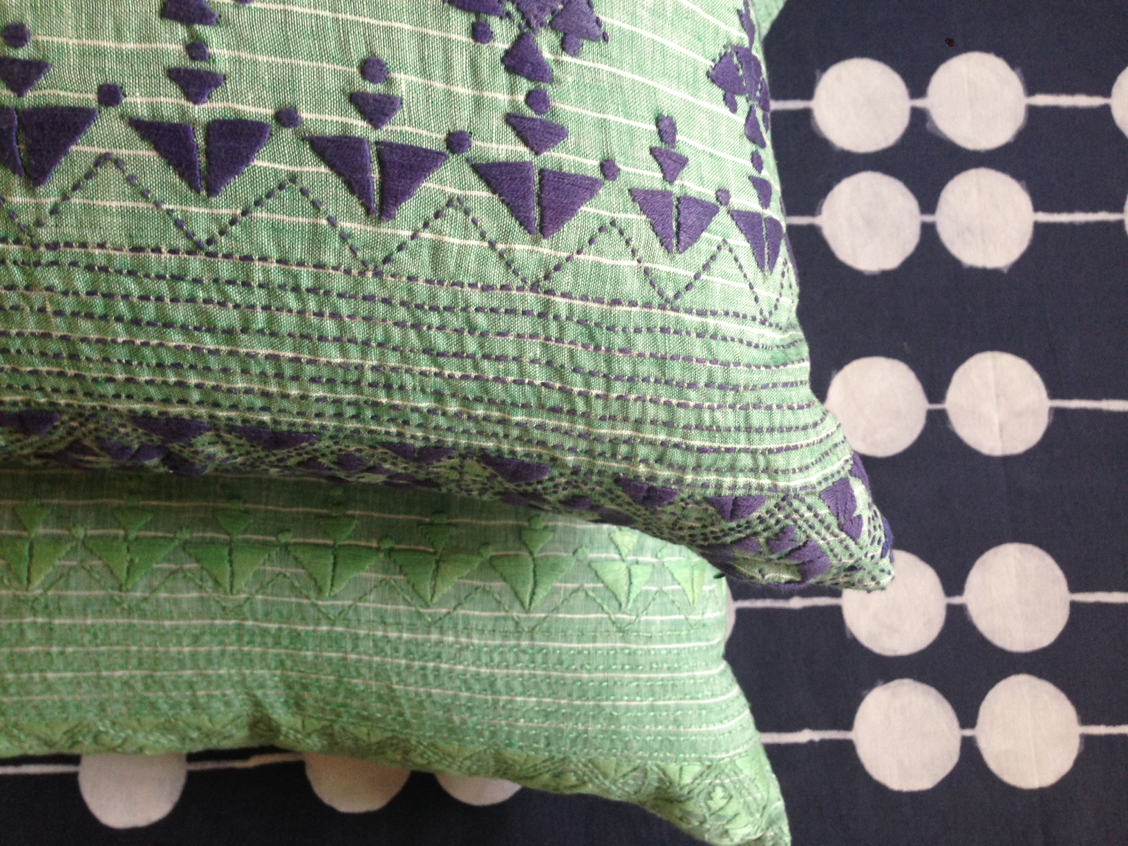 Pakshee Pillows and Blue Domino.jpg