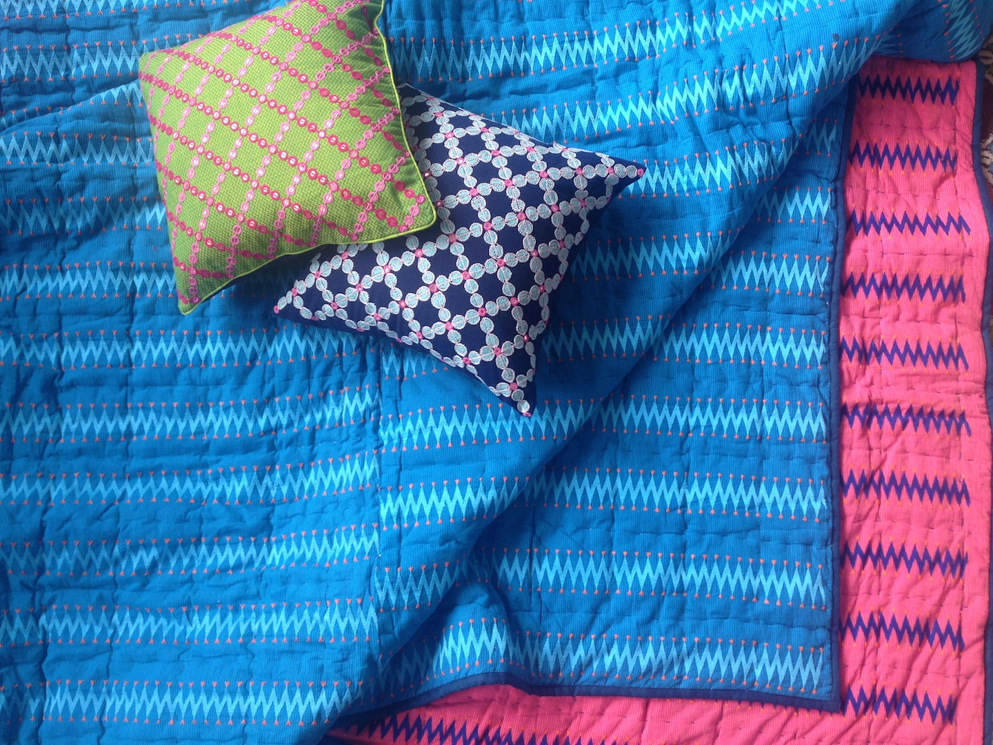 ZigZag Quilts + embroidered pillows.jpg