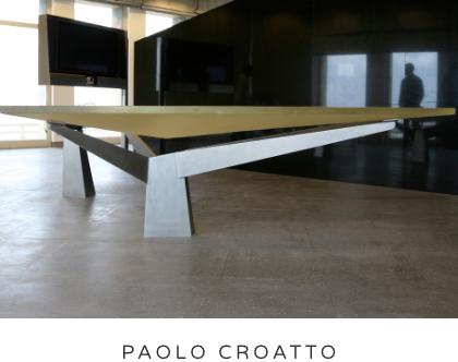 PAOLO CROATTO Furniture