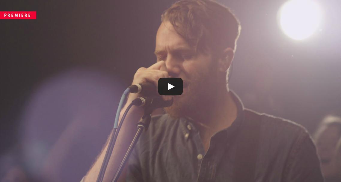 "Music video for John Mark McMillian's latest single ""Future / Past"""