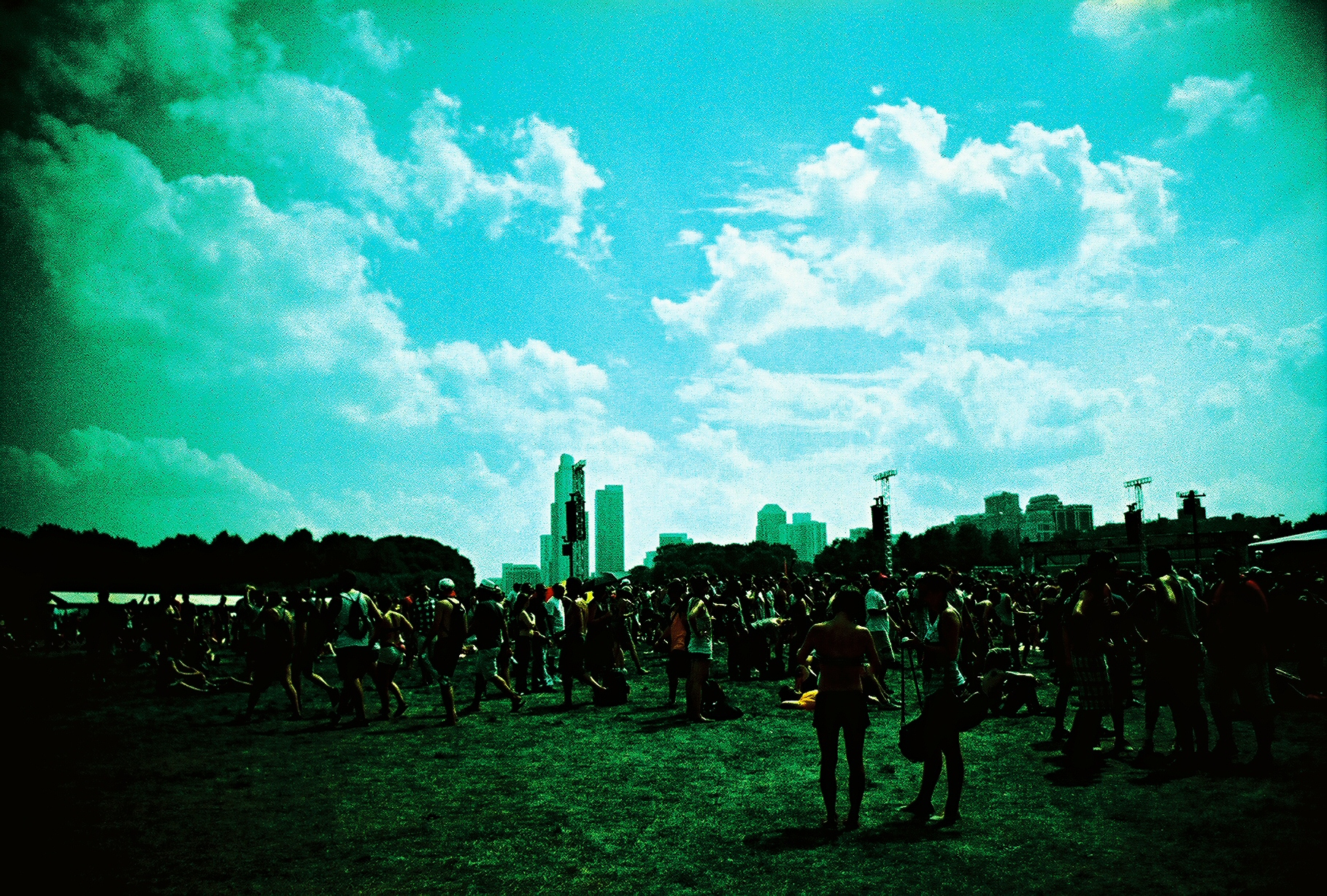 Lollapalooza Cross Processed