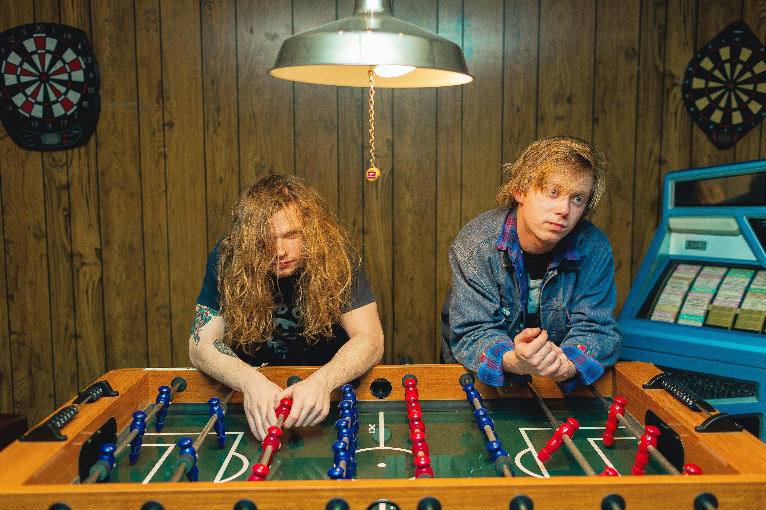 Zach and Greyson