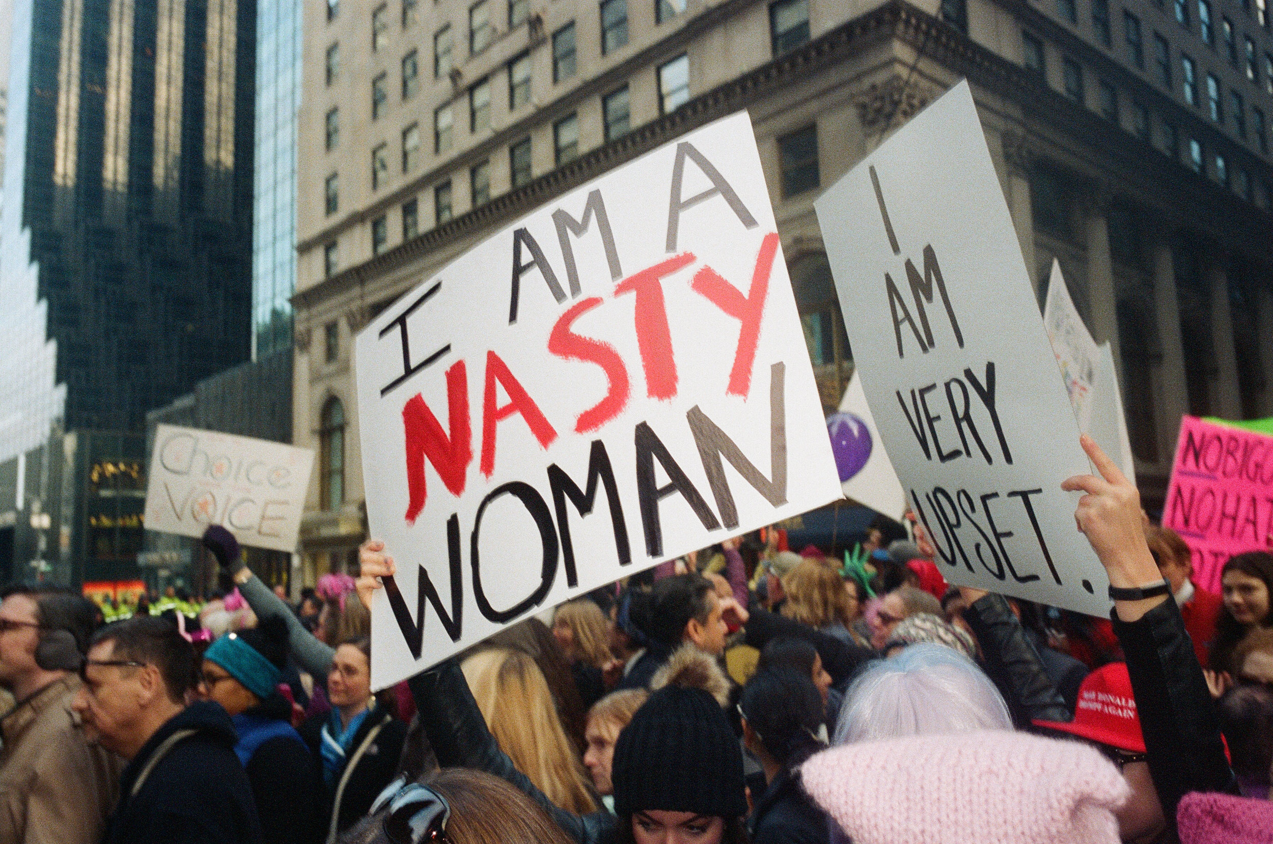 Women's March NYC